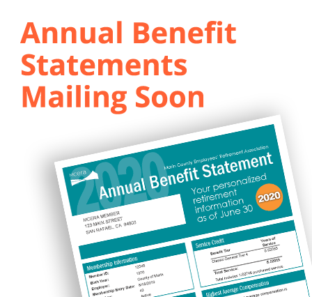 Annual Benefit Statements Mailing Soon